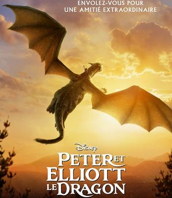 PETER ET ELLIOTT LE DRAGON – PETE'SDRAGON