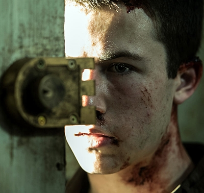 Dylan Minnette stars in Screen Gems' horror-thriller DON'T BREATHE.