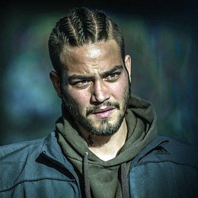 Daniel Zovatto stars in Screen Gems' horror-thriller DON'T BREATHE.