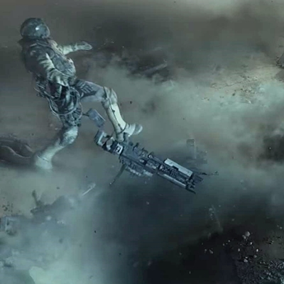 Spectral - Delta Forces fighting against the Spectral - MovieholicHub.com