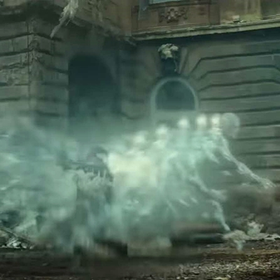Spectral - The phantom ghost form captured in motion - MovieholicHub.com