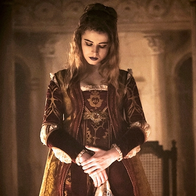 "TABOO -- ""Episode 3"" (Airs Tuesday, January 24, 10:00 pm/ep) -- Pictured: Jessie Buckley as Lorna Bow. CR: FX"