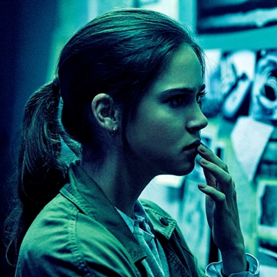 Matilda Lutz as Julia in the film RINGS by Paramount Pictures