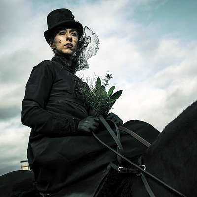 TABOO Season 1, Episode 1 Air Date: January 10, 2017 Pictured: Oona Chaplin