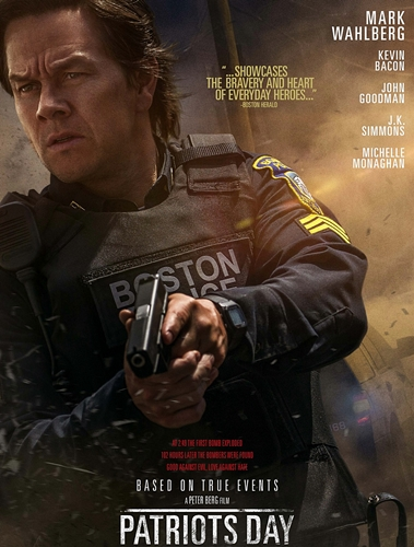 TRAQUE A BOSTON – PATRIOTS DAY