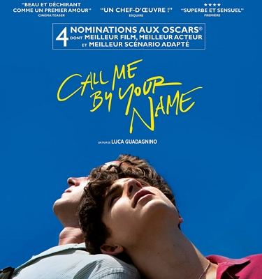 CALL ME BY YOURNAME